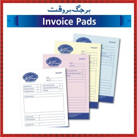 Invoice-Pads